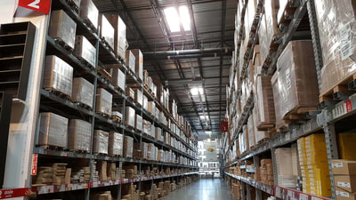Warehouse Logistics Insurance Quote